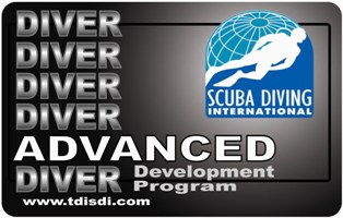 SDI Advanced Adventure Diver