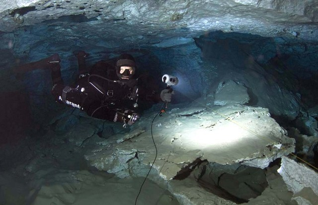 TDI Introductory Cave Diver