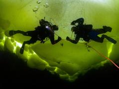 SDI Ice Diver Specialty