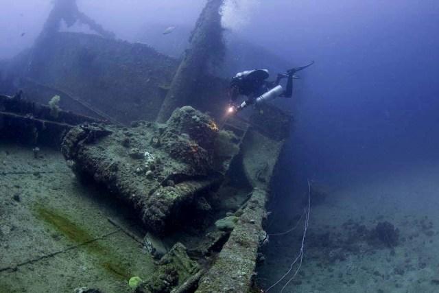 TDI Advanced Wreck