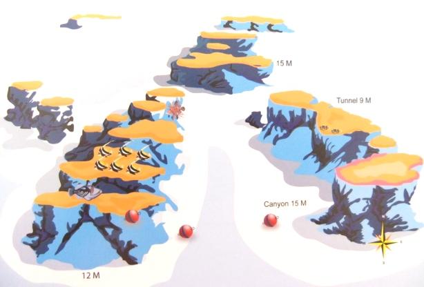 Карта Тобья Сагхаир (Tobia Saghair)